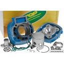 Cylinder kit Top Performance DUE PLUS 70cc for Piaggio LC
