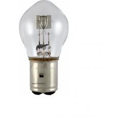 Žarnica 6 V  25/25W  Ba20d (v.g.)    RMS