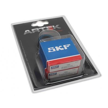 Set ležajev - oljnih tesnil ARTEK K1 Racing SKF polyamide  AM6