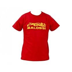 Majica MALOSSI rdeča -XXL