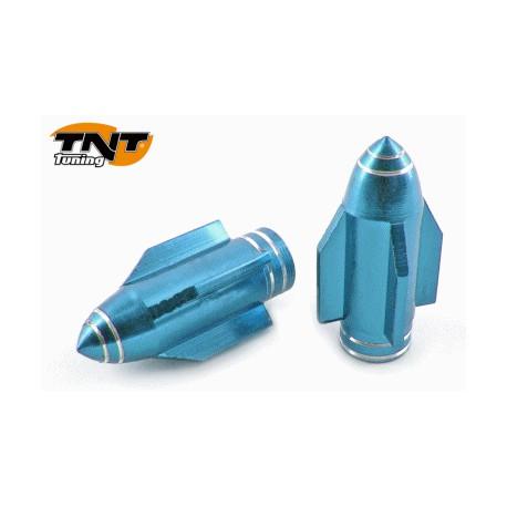 Okrasna kapica  ventila  Raketa Modra  par TNT