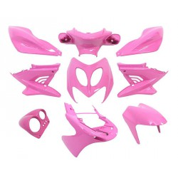 Body kit  PINKY Aerox, Nitro (9pcs )