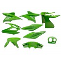 Body kit Kawasaki Green- Nitro -Aerox