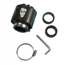 Športni zračni filter C4 carbon Ø 35-28mm