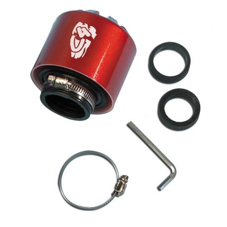 Športni zračni filter C4 Rdeč Ø 35-28mm