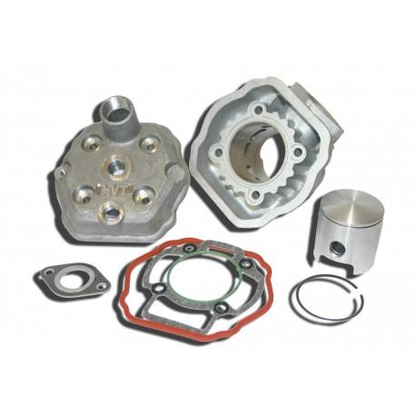 Cilinder kit MVT alu  77cc. Piaggio -Gilera H2O (d:47,80mm /hod 43.00mm)