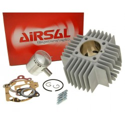 Cilinderkit Airsal 70cc Alu Puch/  Pony Express / Tomos