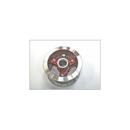 Prednje platišče 3.00-4 Mini Moto -4 Kolesnik Crome -Red