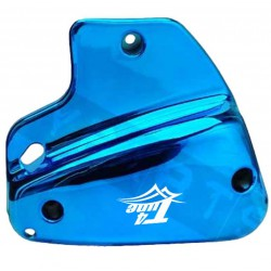 Pokrov Air Box-a -Peugeot Speedfight CROME BLUE   -T4Tune