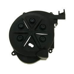 Alternator cover for Piaggio 50cc LC -  Black