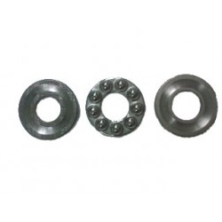 Tomos clutch ball bearing  APN , BT ,CTX , NTX , SL , 4L  51100 KG  (10X24X9)