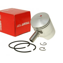 Piston d 44mm Airsal 65cc  for Tomos A55 , APN6 ,Revival , Streetmate , A35