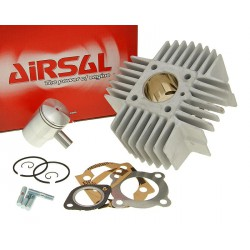 Cilinderkit Airsal 50 cc T6-Racing  Alu /Puch /  Pony Express / Tomos