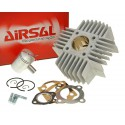 Cilinder kit Airsal 50 cc T6-Racing  Alu Puch , Pony Express , Tomos
