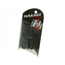 Engine oil seal set Naraku for Minarelli AM