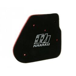 Zračni filter pena Naraku Double Layer -CPI, Keeway, 1E40QMB 50ccm