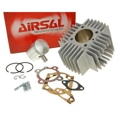 Cilinderkit  Airsal Sport 65ccm Alu /Puch /  Pony Express / Tomos /Automatuco X20/ X30