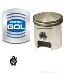 Piston  41.50 x 12L GOL PISTONI for PUCH M50S Moped GP 1970 - Tomos
