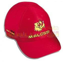 Kapa MALOSSI -Rdeča
