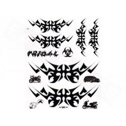 Sticker set Tribal 3