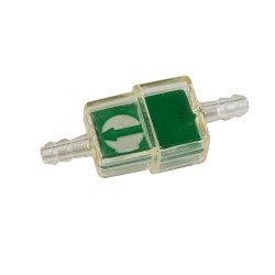 Fuel filter rectangular Green