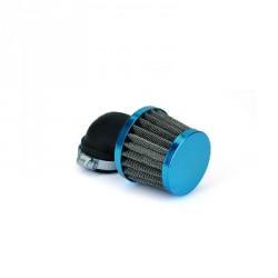 Sportski Sport filter vazduha 90 ° fi28/35 TNT (plava)