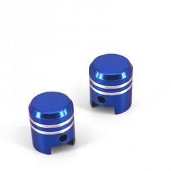 Okrasni ventilček TNT -BAT (2kom) -Modra