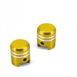 Okrasni ventilček TNT -BAT (2kom) -Zlat