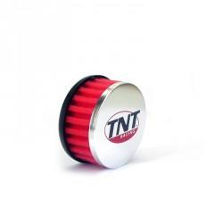 Športni filter TNT R BOXH5-z ravnim nastavkom -RDEČ