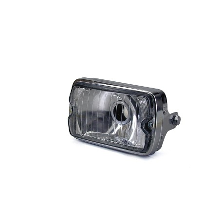 Prednja luč AXwin  CROME  + (steklo)
