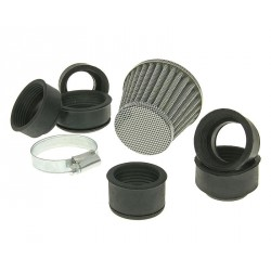 Air filter POWER MAX CARBON 28-50mm