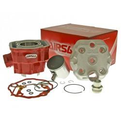 Cilinder kit Airsal XTREME 88cc D50BO ( EURO 3)  HIGH END 45mm