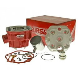 Cilinder kit Airsal XTREME 88cc D50BO ( EURO 3)  HIGH END 45mm