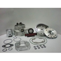 Cilinderkit Barikit Racing Modular 70cc -(sornik 10) - Aerox, Nitro, Jog-  Minarelli horizontal
