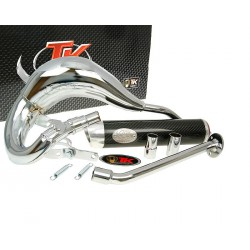 Izpuh  Turbo Kit Bufanda RQ chrome E-PASS -HM CRE 50 Factory (2006-)