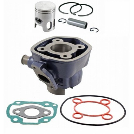 Cilinder kit RMS BLUE LINE - 50cc  LC - Minarelli Horizontal / Aerox -SR- Nitro -F12-F15