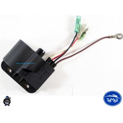 CDI unit with ignition coil (with pickup) Tomos A35 12V - 4 cables