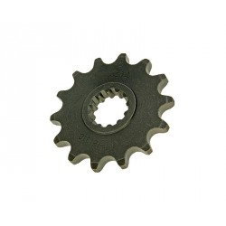 Front sprocket 420 - 14 teeth for Minarelli AM (99-07)