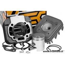 Cilinder kit Tec Sport 70cc Piaggio / Gilera AC