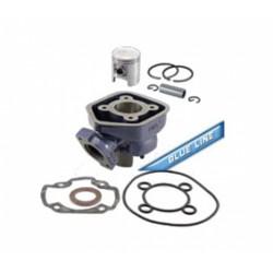Cilinder kit RMS BLUE LINE - 50cc  LC - Peugeot Vertical ( Peugeot Speedfight 1/ 2 LC )
