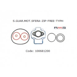 Set tesnil cilindra  RMS 50cc- Piaggio / Gilera -AC - Zip-Free-Typh-Sfera