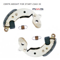 Clutch set Piaggio Ciao Si - Bravo  without variator RMS