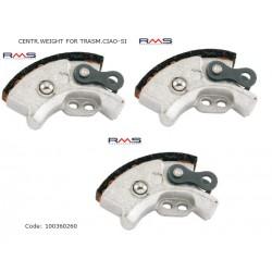 Lamele sklopke  RMS (Brez vzmeti  ) CIAO 50 / BRAVO 50 / SI 50 / SUPER BRAVO 50 / GRILLO 50