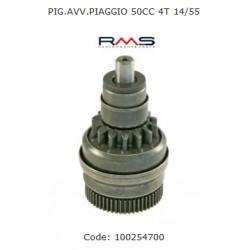 Zagonski zobnik  RMS - Piaggio / Gilera 50cc 2T / 4T
