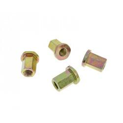 Matica glave cilindra NARAKU - 4 pcs - M8