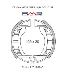 Zavorne obloge RMS / Aprilia /ItalJet -Piaggio
