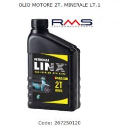 Olje 2T LINX Mineral - 1L