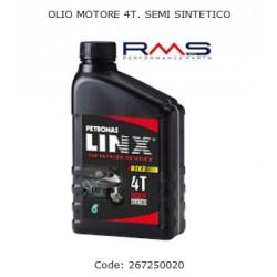 Olje 4T -Semi Sintetic - 50 - 250cc