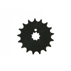 Front sprocket 17 teeth Puch