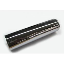 Ščitna cev zadnjega vzmetenja 165mm VS/DS/MV/MS2 CROME